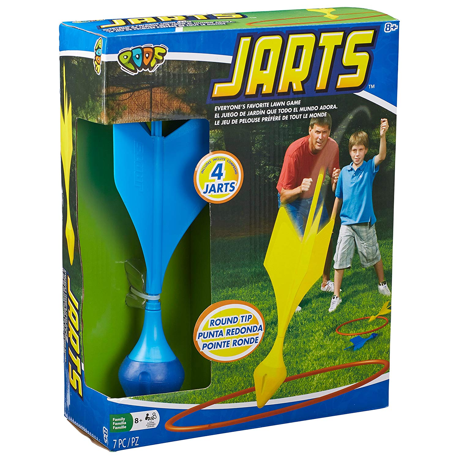 Amazon Deal – Outdoor Lawn Darts Game Only $15.70 (Reg. $23.00)