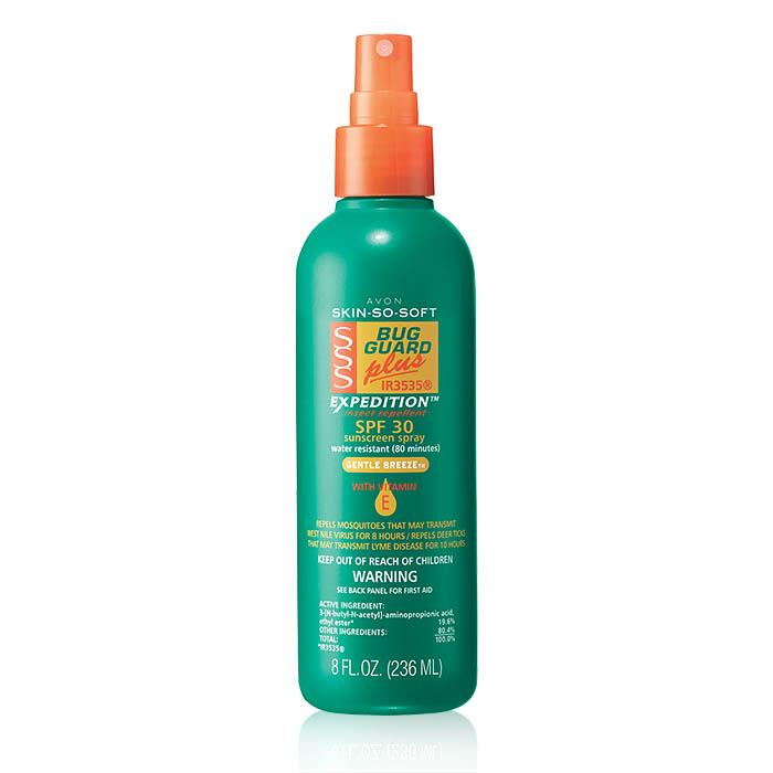 Avon Deal -Family Size Skin So Soft Bug Guard Plus Only $13.99 (Reg. $24.00)