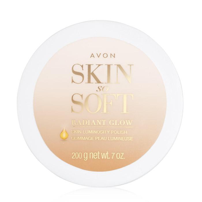 Skin So Soft Radiant Glow Skin Luminosity Polish Only $6.99 (Reg $12)