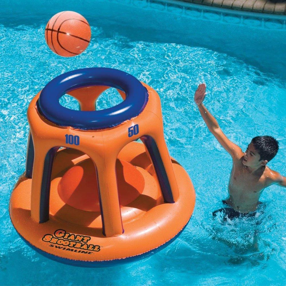 Swimline Basketball Pool Toy ONLY $19.99 (Reg. $58)