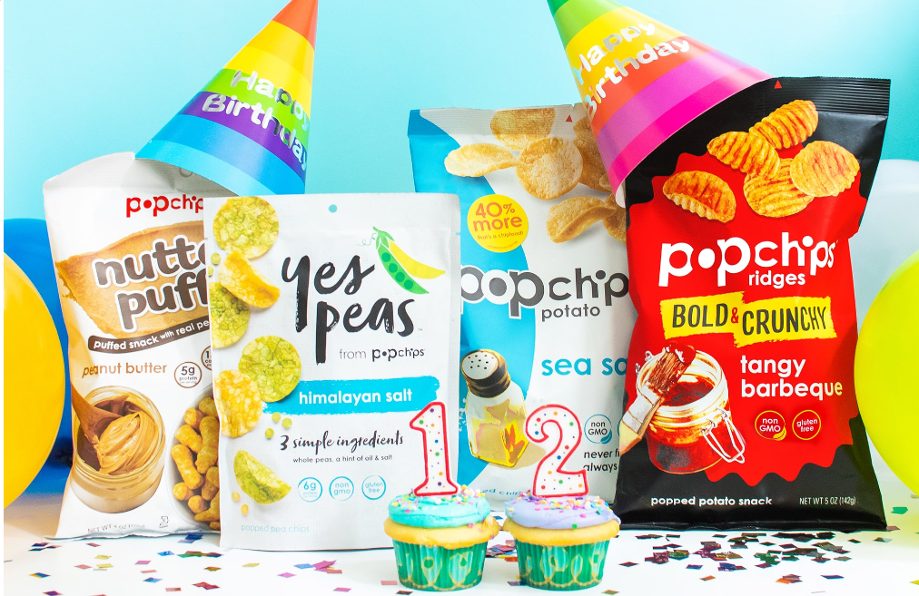 Win 12 Months of Popchips