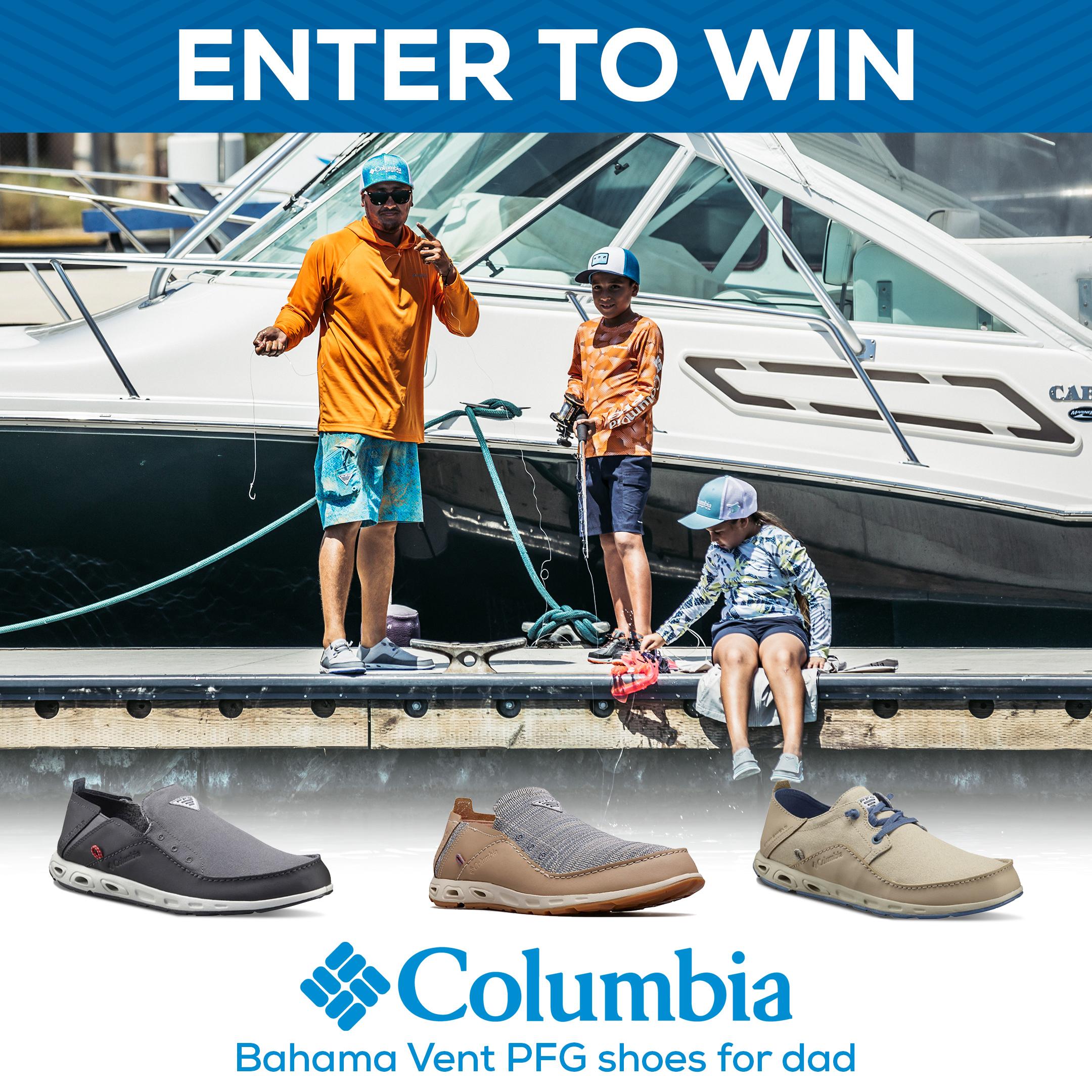 Win Columbia Bahama Vent PFG Shoes