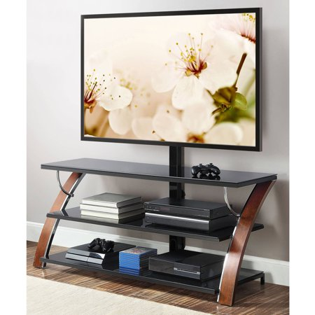Whalen Brown Cherry Flat Panel TV Stand ONLY $99 (Reg $179)