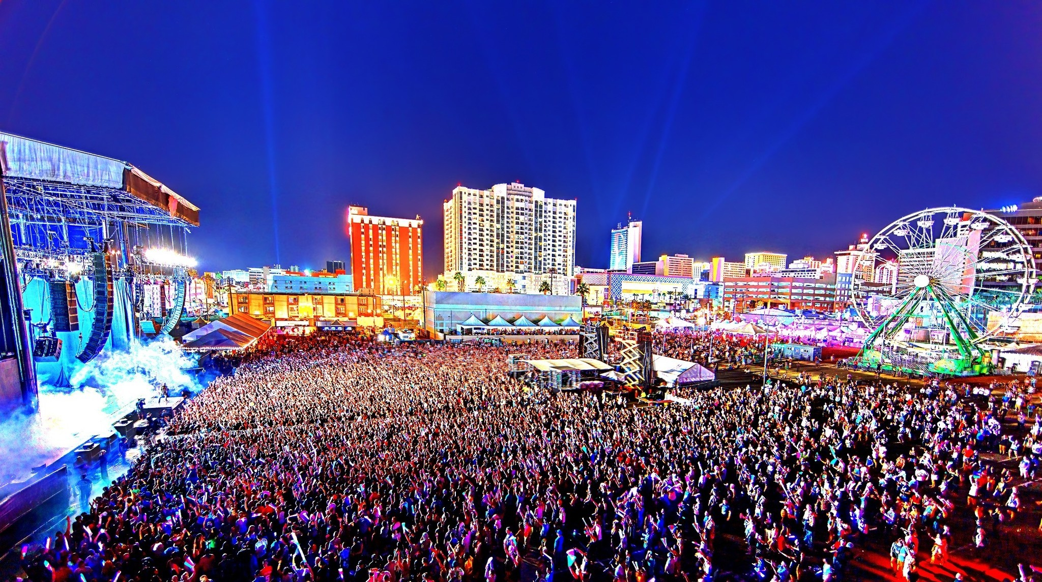 Win a Trip to Las Vegas and the Life is Beautiful Music Festival