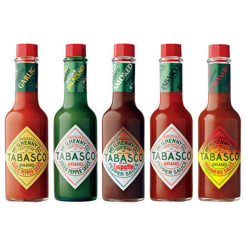 New Coupon – Save $1/1 any flavor TABASCO SAUCE