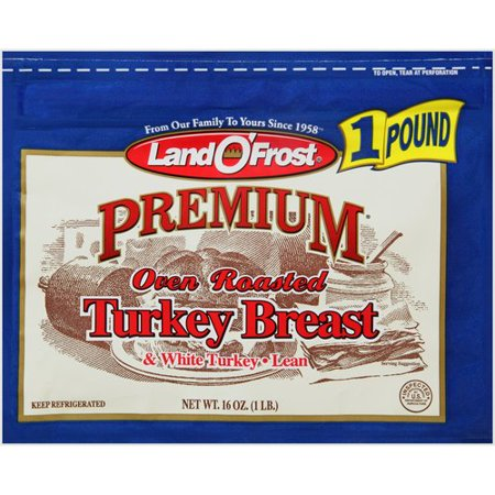 New Coupon – Save $1/1 Package of Land O'Frost Premium Sliced Meats