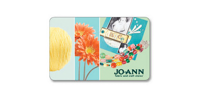 Win a $500 JOANN Gift Card