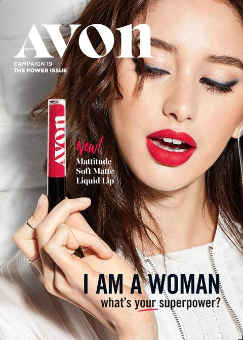Only Hours Left To Shop The Latest Avon Brochure And Get FREE Shipping on a $25 Order
