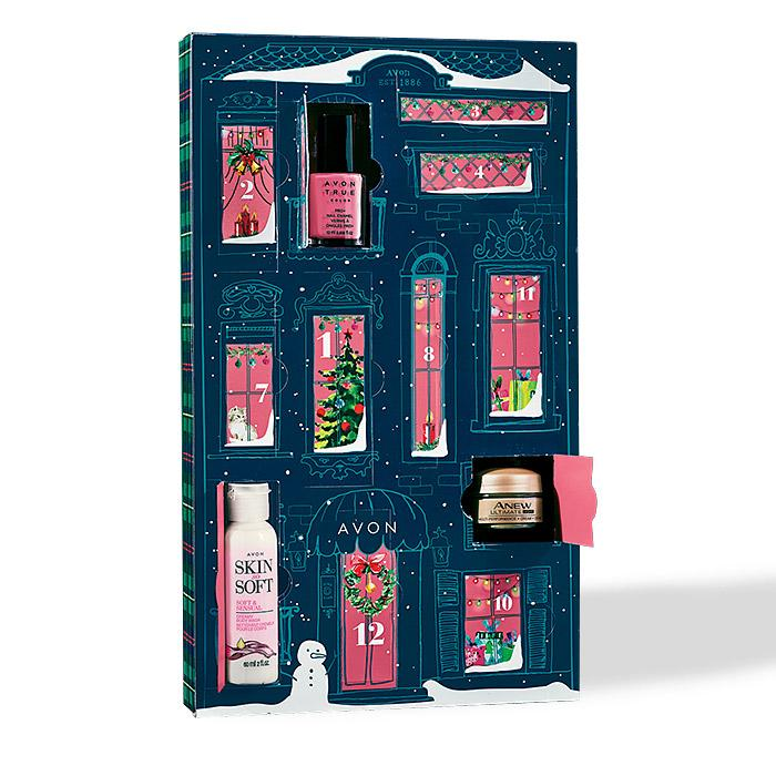 12 Days of Christmas Beauty Calendar Only $29.99 (Values At $82)