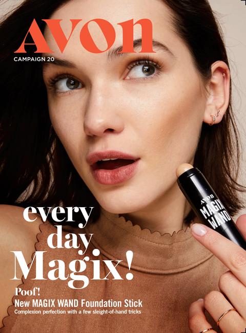 Shop The Latest Avon Catalog Online!