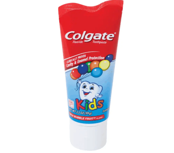 Kids Colgate Toothpaste Only $0.50 At The Dollar Tree