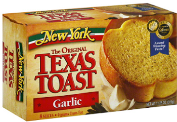 New York Bakery Frozen Bread Coupon – Save $0.75/1