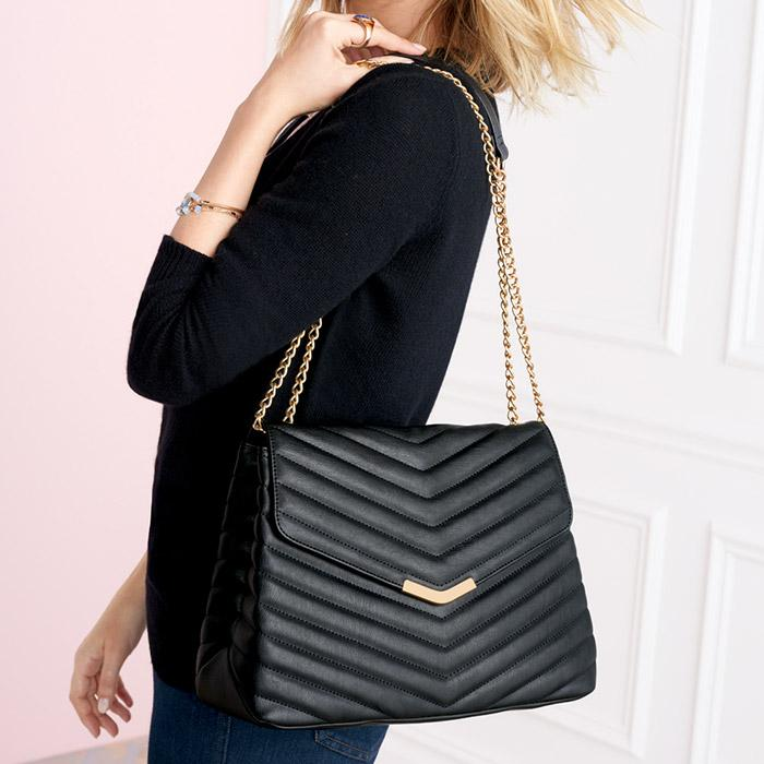 Richmond Quilted Handbag Only $19.99 (Was $49.99)
