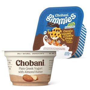 Free Chobani Greek or Gimmies Crunch for Kroger & Affiliates