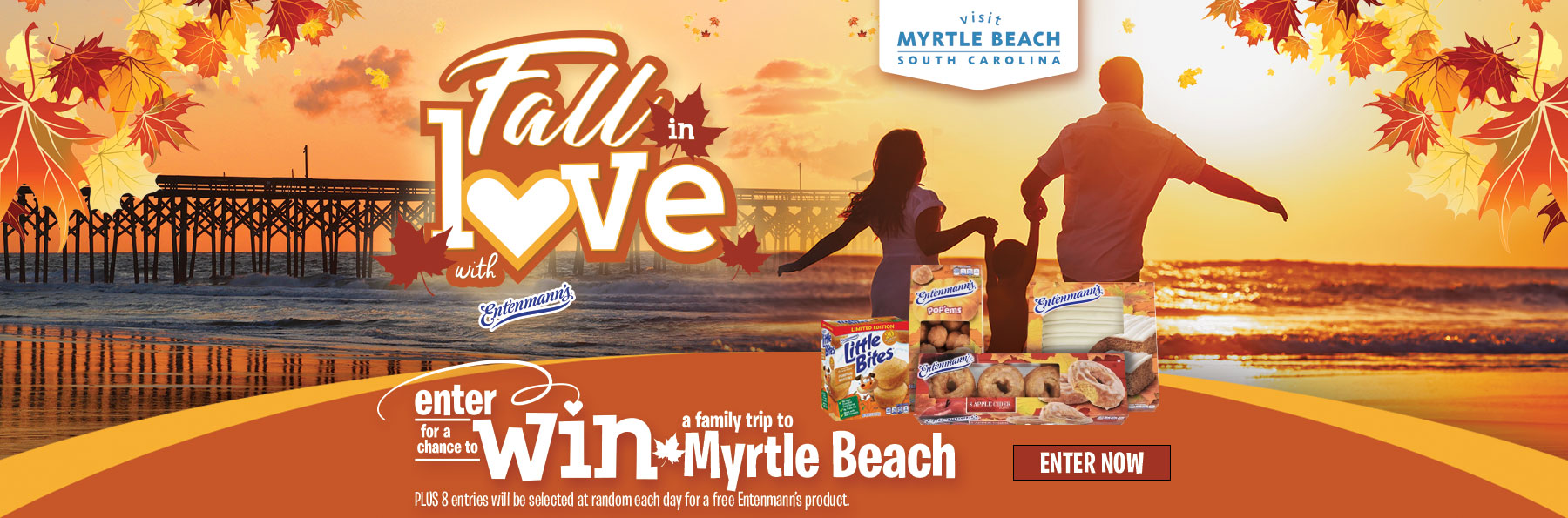Win a Family Trip to Myrtle Beach