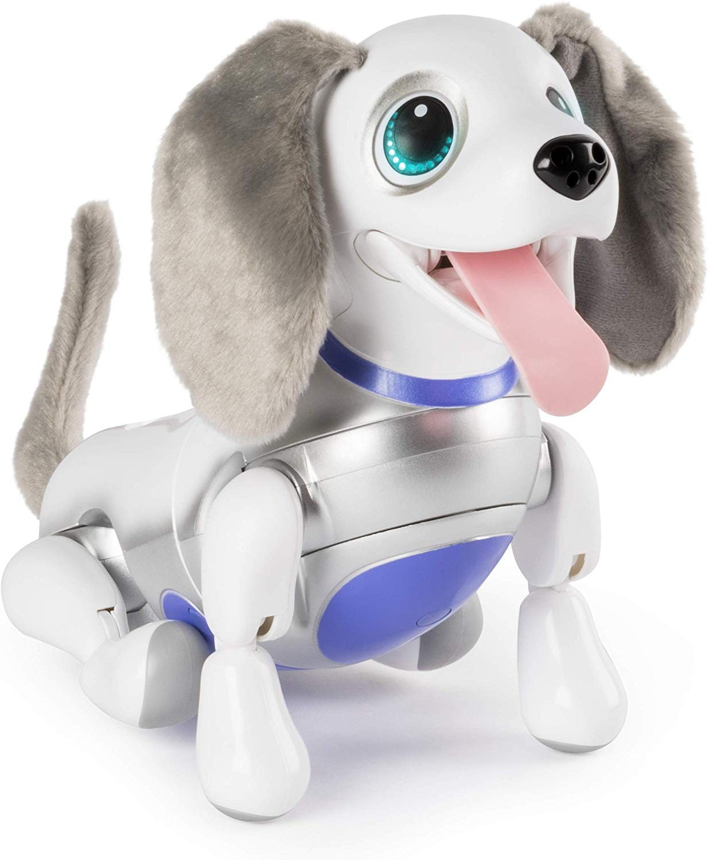 *Hurry*Zoomer Playful Pup Responsive Robotic Dog ONLY $24.99 (Reg $100)