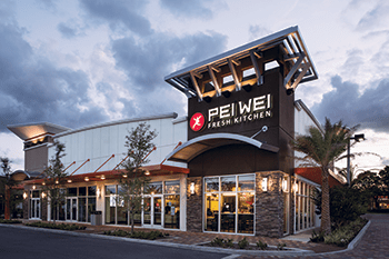 Buy One Get One 50% Off Entrees at Pei Wei