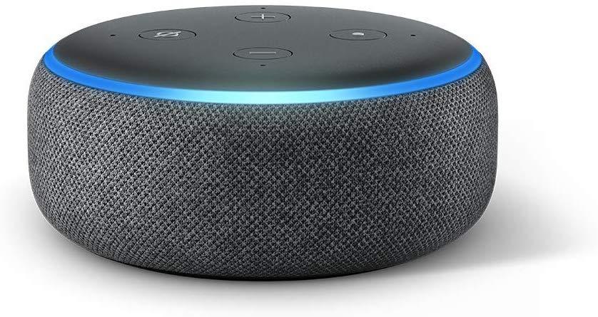 Echo Dot (3rd Gen) – Smart speaker with Alexa Only $24.99 (Reg $49.99)