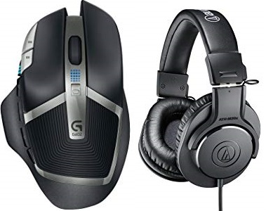 Save up to 40% on Gaming and Streaming Accessories