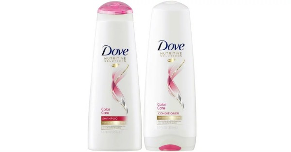 Dove Shampoo or Conditioner ONLY $1.50 at CVS (Reg $5.79)