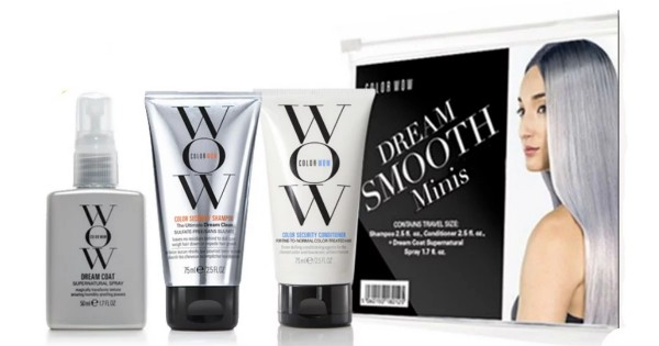 Win a Dream Smooth Mini Kit from Color Wow
