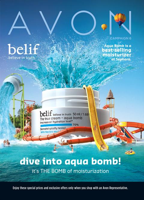 Shop The Latest Avon Brochure Online!