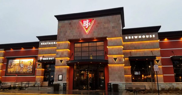 BJ's Brewhouse Free Appetizer Coupon
