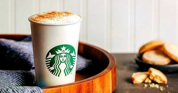 Buy 1 Get 1 Free Any Hand-Crafted Beverage at Starbucks Today