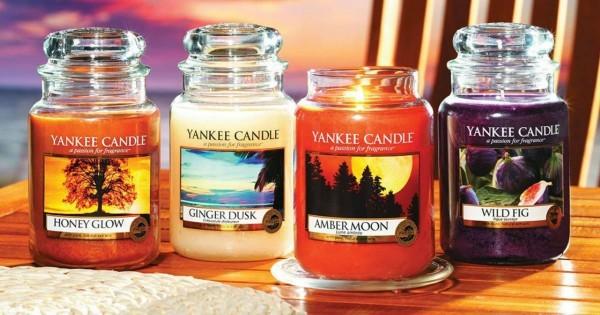 Buy 2, Get 2 Free Classic Jar & Tumbler Yankee Candles