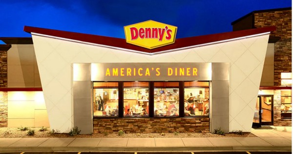 New Denny's 20% Off Entire Check Coupon