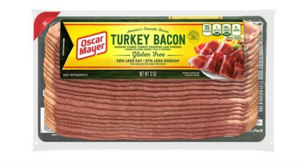 Oscar Mayer Turkey Bacon ONLY $1.72 at Target