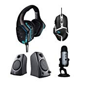 Save up to 50% on Logitech Gaming & Audio