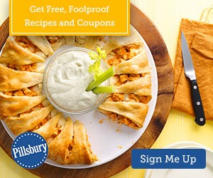 Score $250 in Coupons & Free Samples from Pillsbury