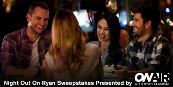 Win $1,000 Cash from Ryan Seacrest