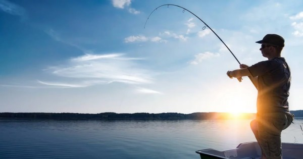 Win a $4,900 Fishing Trip for 2 to Lake of the Woods, MN