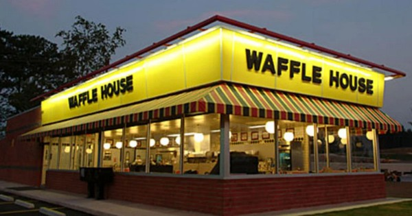 Free Waffle at Waffle House With Coupon