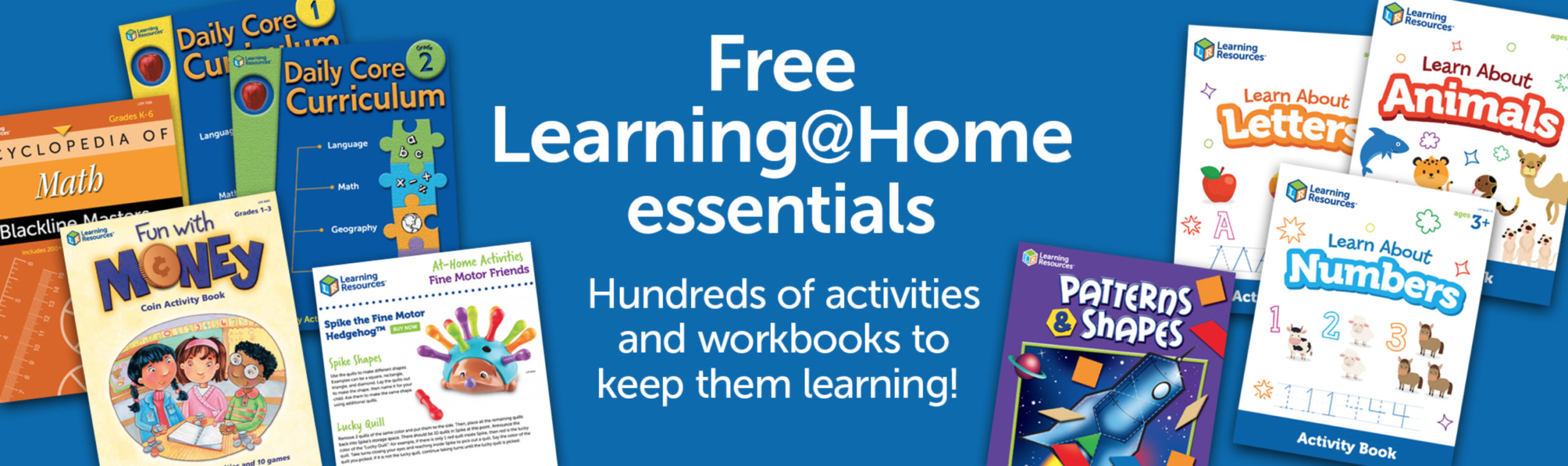 Download & Print Hundreds Of FREE Learning At Home Resources By Grade & Subject