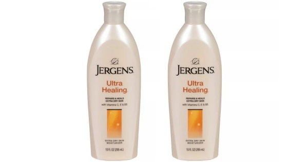 Jergens Ultra Healing Lotion ONLY $0.99 at Target