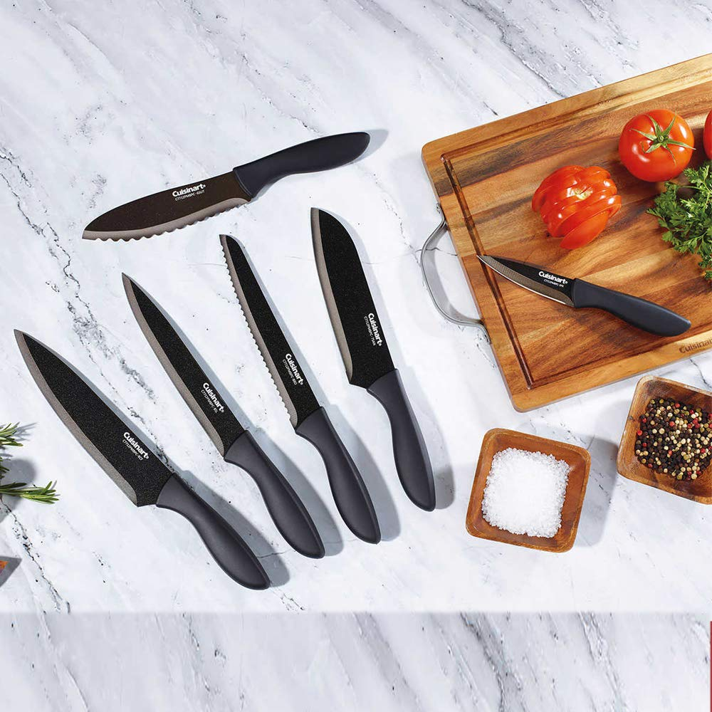 Cuisinart – 12-Piece Knife Set Only $14.99 Was $49.99