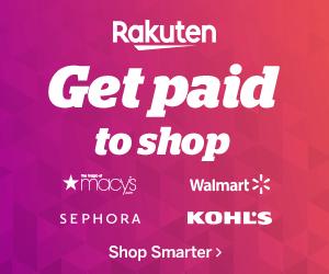 FREE $10 Gift Card When You Join Rakuten