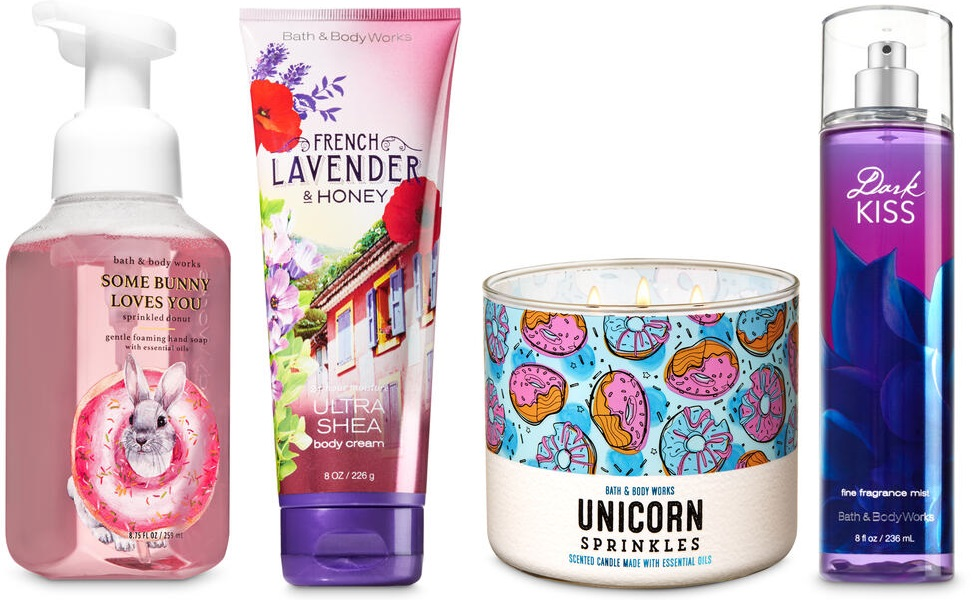 Save 50% On Select Items At Bath & Body Works