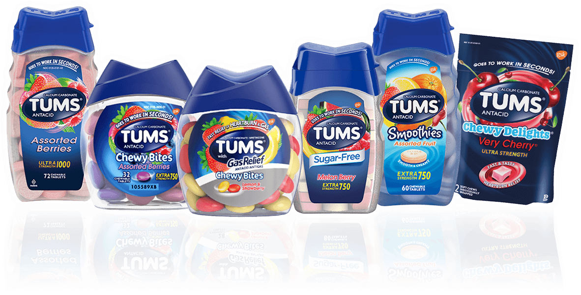 Save $0.75/1 Tums 28 count or larger