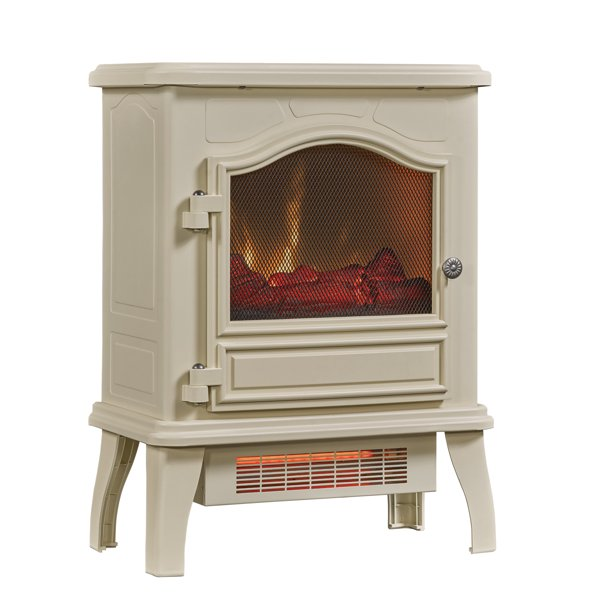 ChimneyFree Infrared Quartz Electric Stove Heater Only $49.98 (Was $74.99) + FREE SHIPPING!