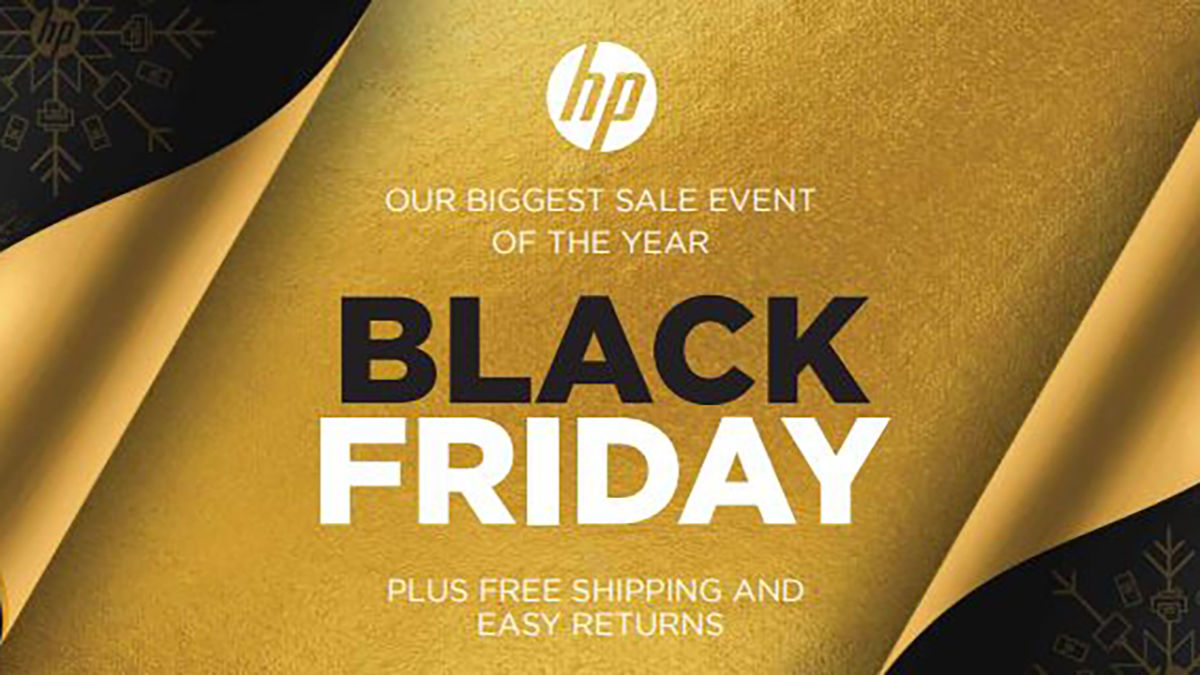 HP Black Friday Ad Preview