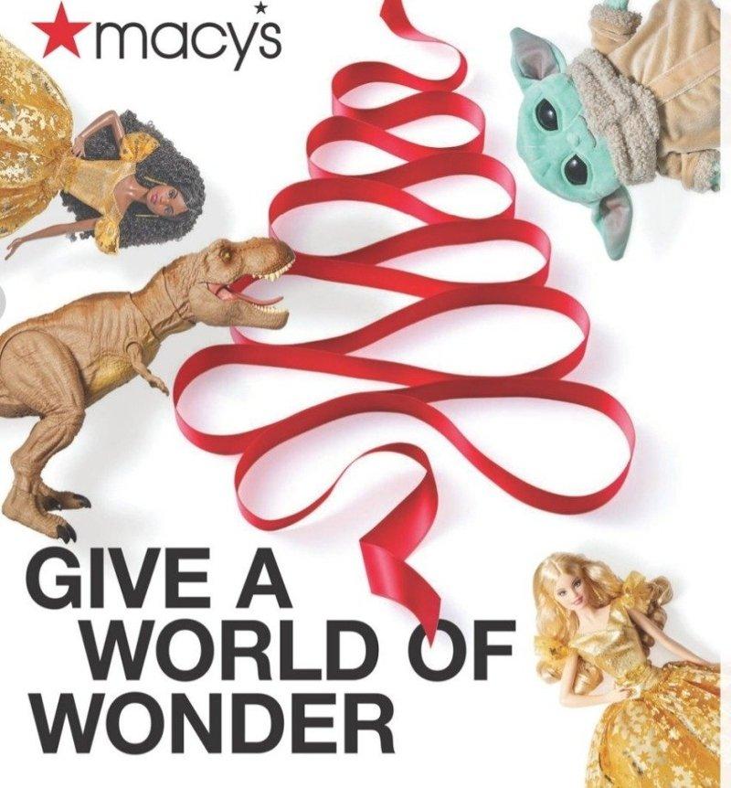 Macy's Toy Book 2020