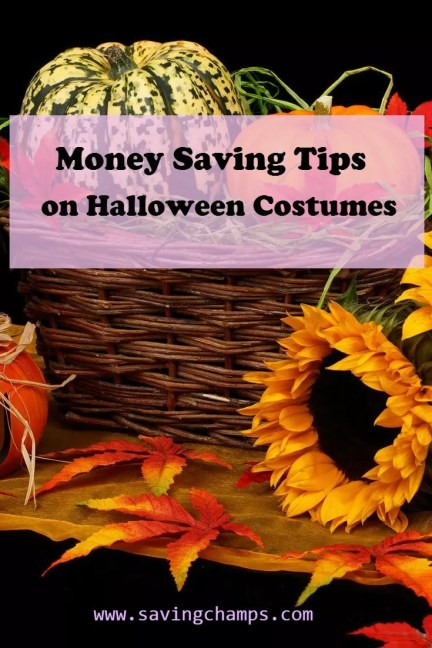 Saving Money on Halloween