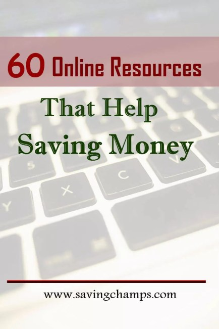 online resources save money