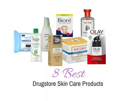 8 Best Drugstore Skin Care Products: Great Quality, Cheaper Prices