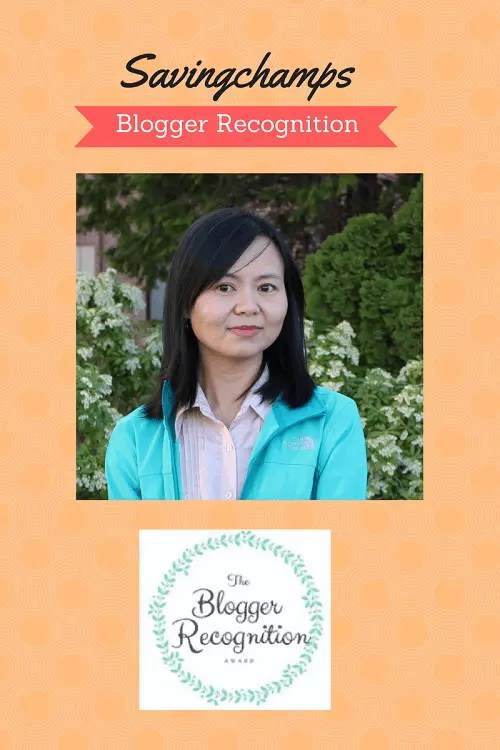 I received blogger recognition award nomination today. It brightened my otherwise ordinary Saturday. I am humbled to accept this honor.