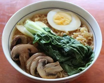 instant ramen recipes 1-2
